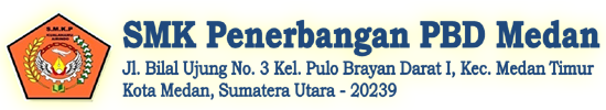 SMK Penerbangan PBD Medan